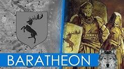 HAUS BARATHEON: Geschichte & Entwicklung - Game of Thrones History