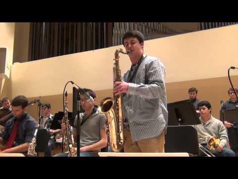 SRU Jazz Ensemble  The Taking of Pelham 123 David Shire arr. Mike Tomaro