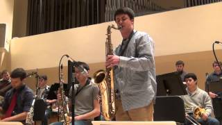 SRU Jazz Ensemble - The Taking of Pelham 123 (David Shire arr. Mike Tomaro)