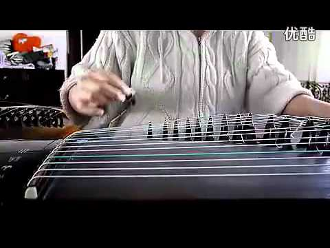 Rolling In the Deep Played On Chinese Instrument--Zheng (Adele Cover)