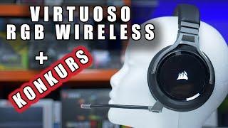 Corsair Virtuoso RGB Wireless i konkurs z super nagrodami!