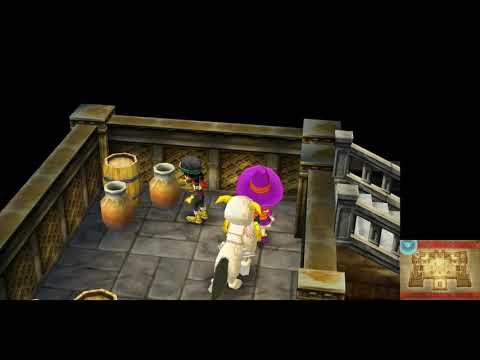 Dragon Quest VII (3DS) #28 Vocations