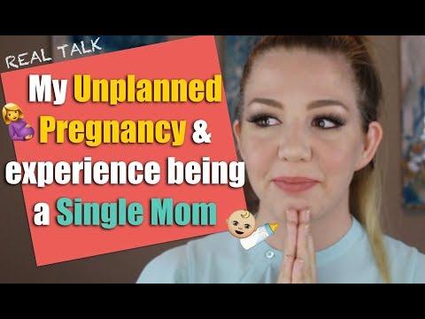 My Unplanned Pregnancy, Single Mom Stigma, and more!