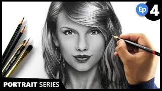 How to Draw a PORTRAIT Easily | Tutorial for BEGINNERS