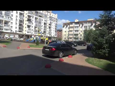 'Вишнёвый' спутник Киева