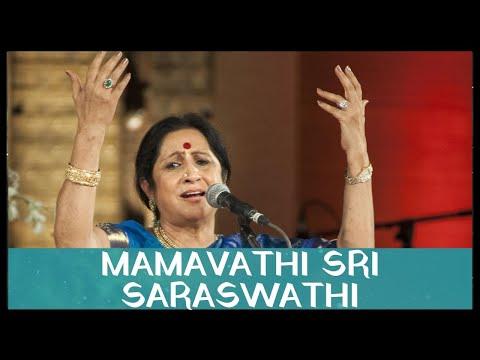 Aruna Sairam - Mamavathu Sri Saraswathi (Isha Yoga Center 2013)
