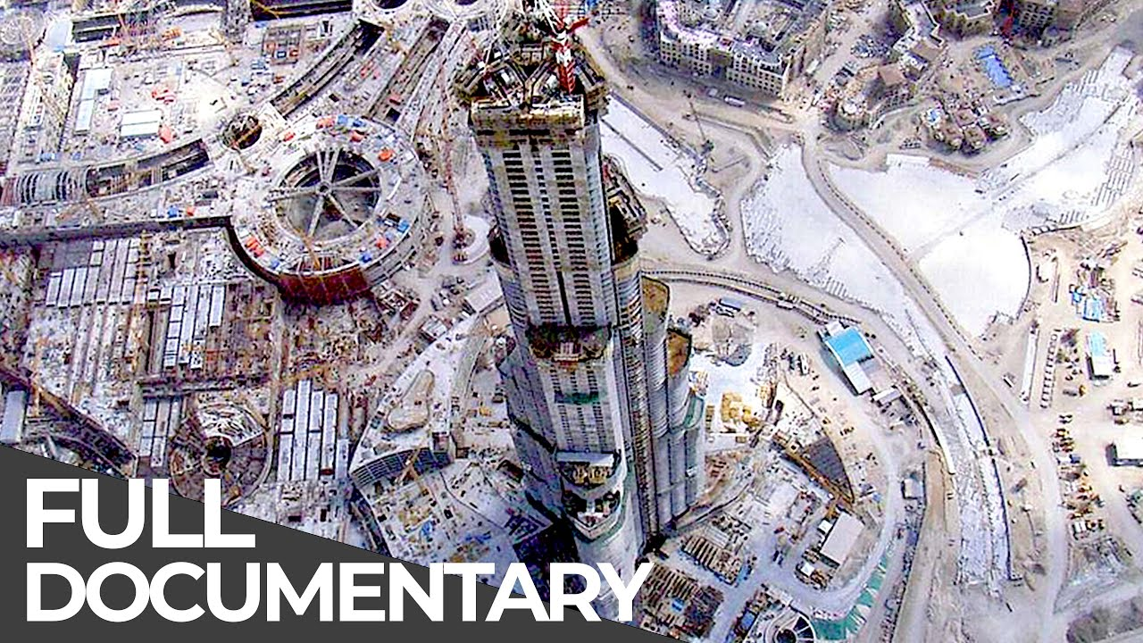 World's Tallest Tower: Burj Khalifa - Dubai's Vertical City | Free Documentary