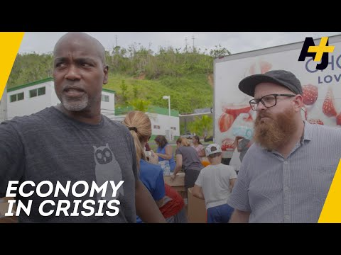Puerto Rico In Crisis [Pt. 2] A Fragile Economy On The Brink Of Collapse | AJ+ Docs