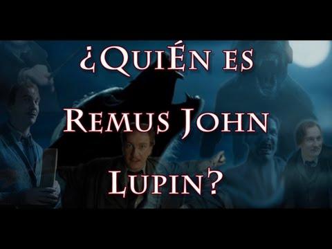 ¿Quién es Remus John Lupin? (Harry Potter)