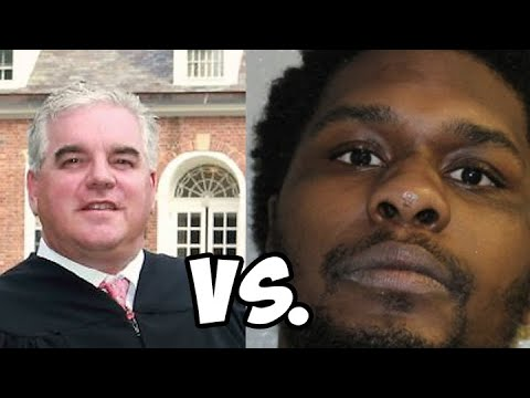 how police treat a white judge vs  a black NFL player