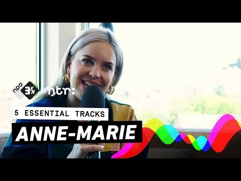 Does Anne-Marie Think Her Music Is Rubbish?! | 5 Essential Tracks | 3FM