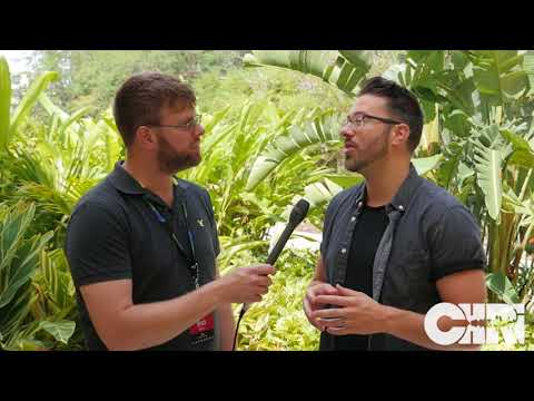 Interview with Danny Gokey at Momentum 2017