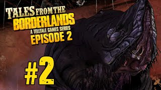 "Tales from the Borderlands: Episode 2 - Gameplay Walkthrough (Part 2) ""Lookin"