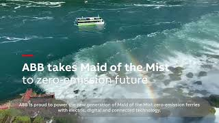 ABB takes Maid of the Mist to zero-emissions future