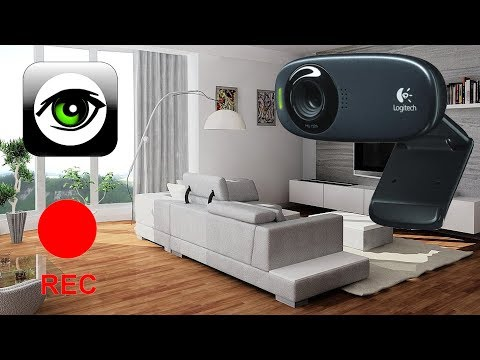 Домашнее видеонаблюдение с Web камеры при помощи программы ISpy