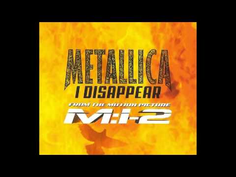 Metallica - I Disappear (Official Instrumental, Best quality)
