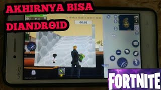 CARA baixar FORTNITE DIANDROID NO ROOT NO VPN-Creative Destrutcion