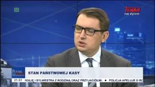 dr.Marian Szołucha - ekonomista, Akademia Finansów i Biznesu Vistula 23.12.2016