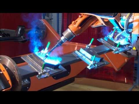 KUKA Robots for Welding Industry Oct 2013