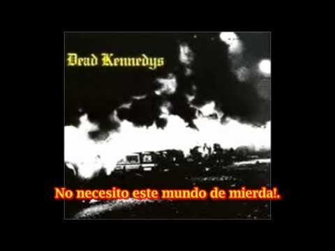 Dead Kennedys Forward To Death (subtitulado español)