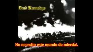 Dead Kennedys Forward To Death (subtitulado español)