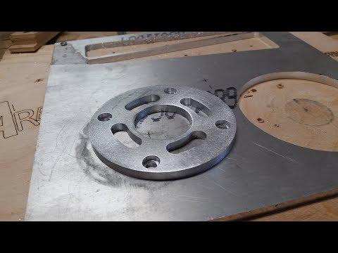 Can A Gatton CNC Cut Aluminum?