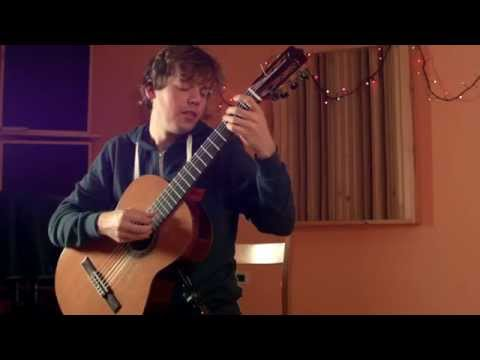 The Christmas Song / Let It Snow (Uros Baric, classical guitar)