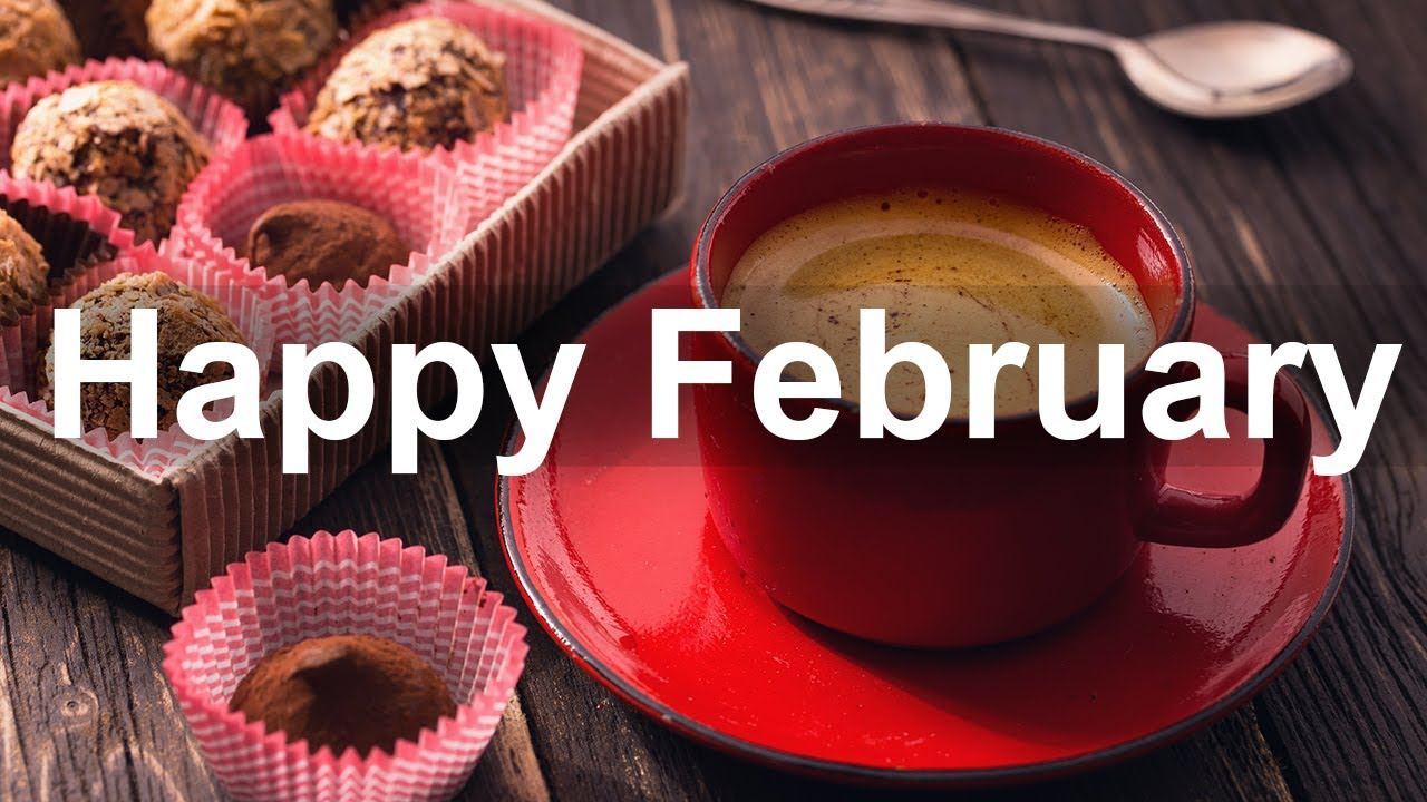 Happy February Jazz - Sweet Jazz Cafe and Bossa Nova Music to Relax
