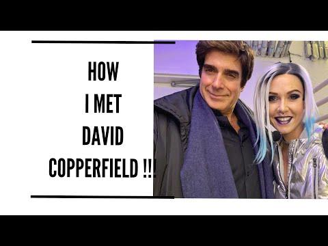 How I met David Copperfield