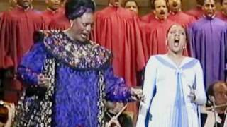 Jessye Norman + Kathleen Battle
