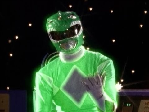 End of the Green Ranger in Mighty Morphin Power Rangers   Green Candle Episode   Jason David Frank