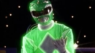 End of the Green Ranger in Mighty Morphin Power Rangers | Green Candle Episode | Jason David Frank