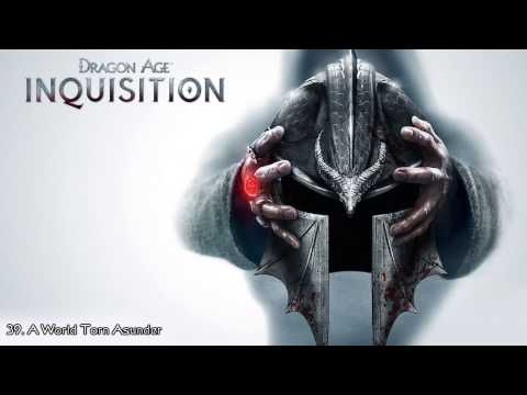 Dragon Age: Inquisition OST - 39. A World Torn Asunder