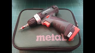 Metabo Powermaxx BS. Доробка патрона.