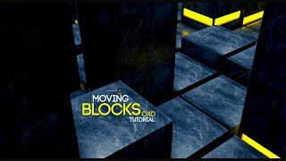 CINEMA 4D TUTORIAL -  MOVING MOGRAPH BLOCKS (SHADER EFFECTOR)