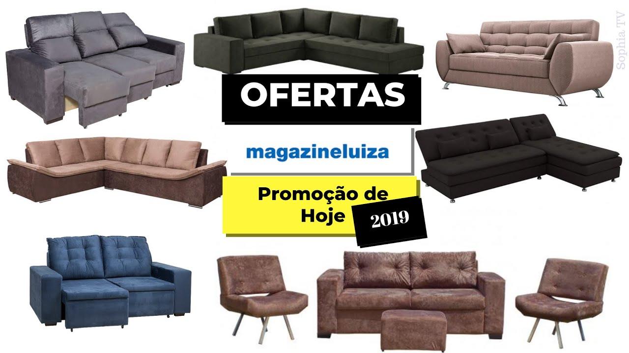 Sofa De Canto Retratil E Reclinavel Magazine Luiza   www ...