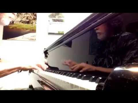 Storm Warning for Piano Students by Robert D. Vandall