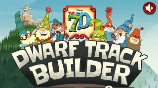 The 7D: Dwarf Track Builder (Race to the Castle Gameplay)
