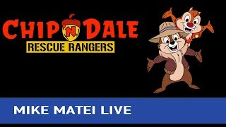 Disney&#39s Chip N&#39 Dale Rescue Rangers NES - Mike Matei Live