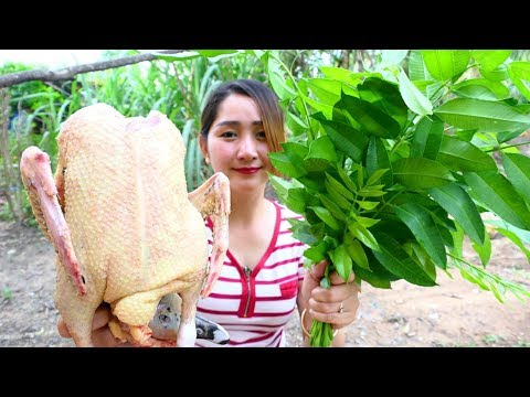 Yummy Duck Soup June Plum Recipe – Duck Cooking – Cooking With Sros