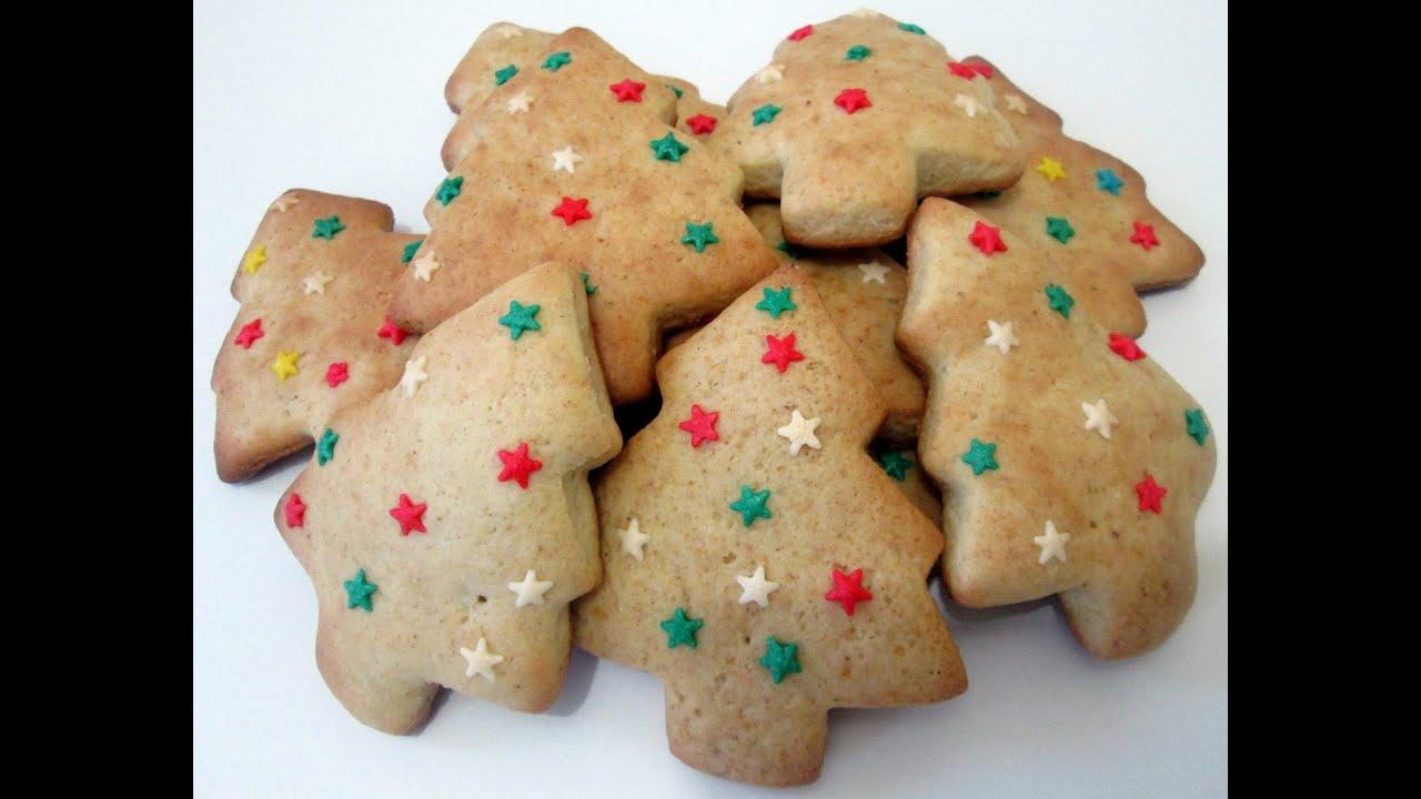 Navidad galletas de jengibre veganas silvana cocina - Felicitaciones de navidad sencillas ...