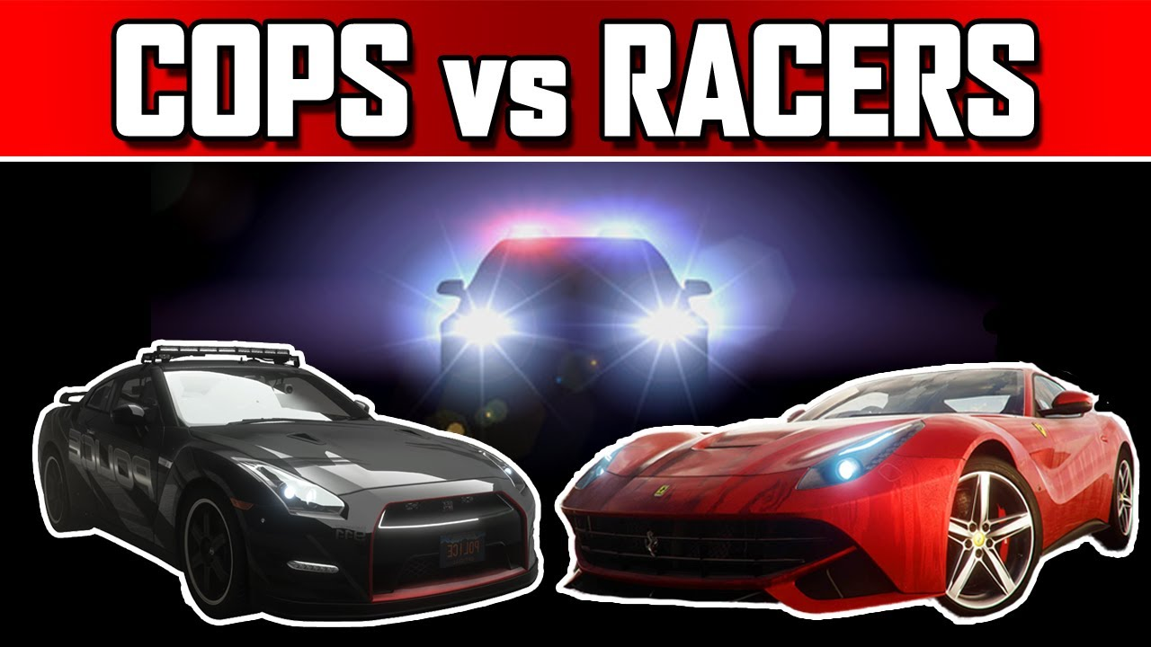need for speed rivals cops vs racers youtube. Black Bedroom Furniture Sets. Home Design Ideas