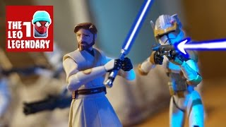The Clone Wars Ep 3: The Rage Of Grievous -Stop-Motion