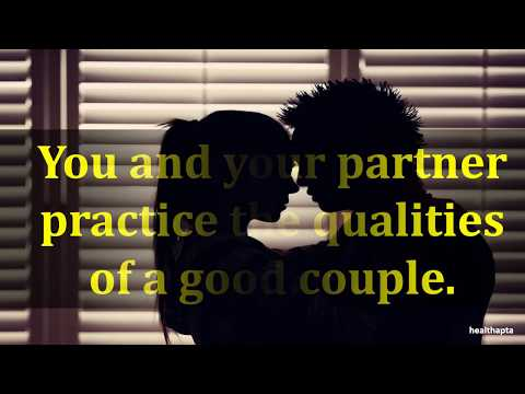 QUALITIES OF A GOOD AND HEALTHY RELATIONSHIP