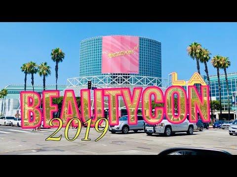 BEAUTYCON LA 2019: OMG! I MET PATRICK STARR! | Zshakira thumbnail