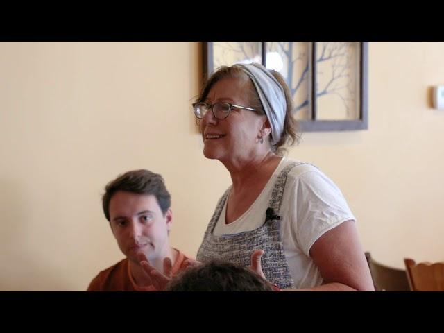 Deb Kramer of Abbey Brown Soap Artisan speaks about her entrepreneurial journey