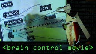 Brain Controlled Movie - Computerphile
