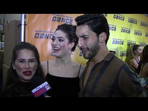 SYTYCD 14 Top 4 Revealed - Taylor & Robert INTERVIEW