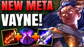 VAYNE'S W NOW DOES THAT MUCH DAMAGE?? THE RETURN OF BOTRK + GUINSOO'S BUILD!! ft. Anklespankin