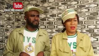 Chief Imo & Maggi The Village Youth Corpers (Okwu na Uka) Episode 29 - Chief Imo Comedy